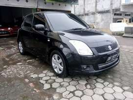 Suzuki swift 2008 matic
