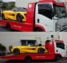 Jasa Derek Dan Kirim Mobil via Towing Antar Kota Antar Provinsi MURAH