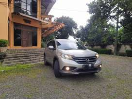 Honda CR-V 2.4 AT 2013/2014 Silver Istimewa