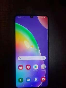 Samsung A31 mobile phone