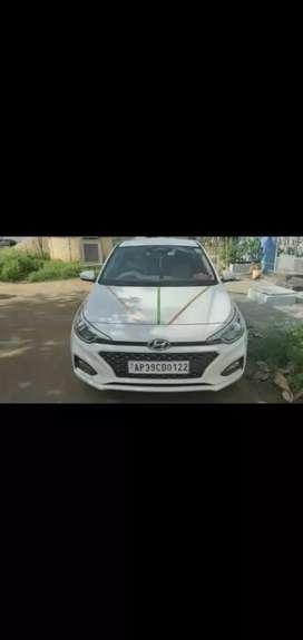 Hyundai Elite i20 2019 Petrol 5067 Km Driven