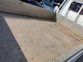 Suzuki Carry pick up Mega cargo AC power steering 2007 kredit 12 juta