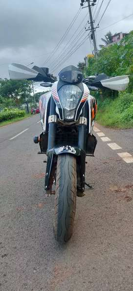 Ktm duke 390 , 2015-16 model with abs and sleeper clutch
