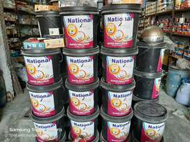 """National Super Emulsion for """"Walls and ceilings"""""""