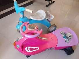 Toddlers tricycle n tweeter