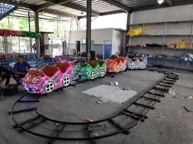 rel oval mini coaster odong odong ombak air AF