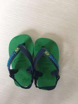Sandal baby havaianas