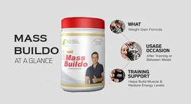 Mass Gainer | Weight Gainer For Fitness, Gym, Whey Protein