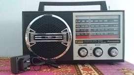 Radio  Tape Panasonic RL-4249MK3 + adaptor