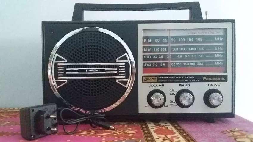 Radio  Tape Panasonic RL-4249MK3 + adaptor 0