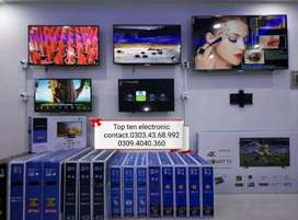 "{2st Ramzan} {offer 42""}Android + smart led tv"