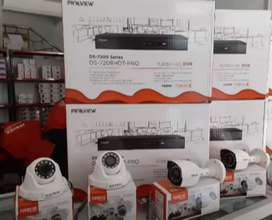 Plus Pasang Complit Camera CCTV cilodong Depok