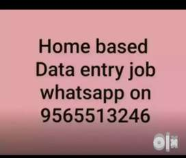Fresher's,housewife and retired person both can join this job