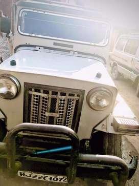 Mahindra commander jeep