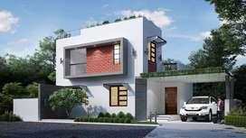 3 Bedroom Villa for Sale at Edavanakkad