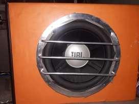 Di jual suwoofer JBL 10 inc plus box