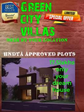VILLA FOR SALE AT 17 LAKHS