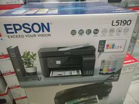 PRINTER EPSON wi-fi,fax,scan,copy,print garansi resmi