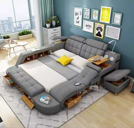 New beds design multimedia imported USA