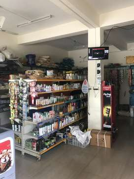 Supermarket Items ( Furniture , Racks , Sustem , CCTV etc )