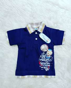 Kaos t shirt polo popaye