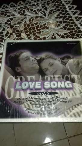 Cakram laser disk greatest love song vol5