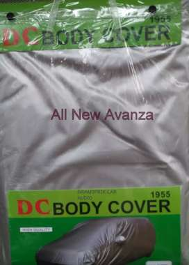 body cover selimut pelindung body mobil buat toyota all new avanza