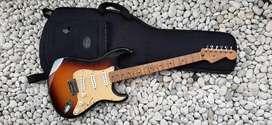 Fender stratocaster mexico 2008 upgrade pickup seymour