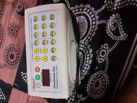 Digital lehera instrument for tabla