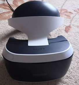 Ps4 Vr with 1 cd
