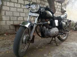 Old model bullet, good condition