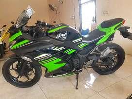Ninja 250 Dp 6 juta