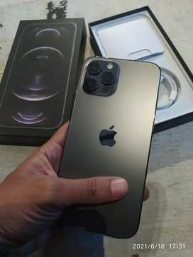 IPHONE 12 PRO MAX 128Gb GRAPHITE LIKE NEW ALL OPERATOR AMAN!!