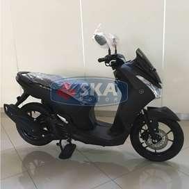 KM Masih 0 Yamaha Lexi Tahun 2020 Termurah & Bergaransi