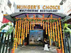 Want receptionist& cashier  for restaurant  only female