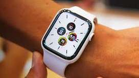 Apple watch series 5 with warranty & free shipping in all india