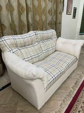 Pure Wood 7 seater SoFa set available for urgent Sale