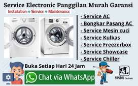 Service AC Showcase Kulkas Servis Mesin Cuci Sukolilo Surabaya