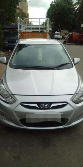 Hyundai Fluidic Verna 1.4 CRDi, 2011, Diesel
