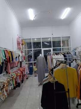 Over kontrak toko baju anak & dewasa