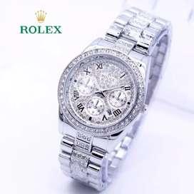 Jam tangan Rolex cewek