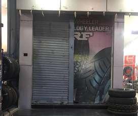 Shiv Chowk Basement Under MRF TyresUnderground Floor for rent
