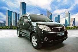 Toyota Rush S AT 2010 plat L unit sangat terawat bisa cash / kredit