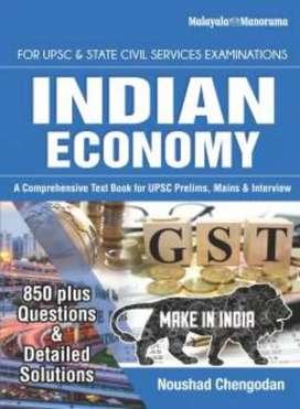 INDIAN ECONOMIC FOR UPSC & STATE CIVIL SERVICE EXAMINATION