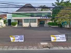 Overkontrak Tanah dan Gedung Ex Supermarket Latex