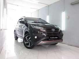 Toyota All new Rush TRD AT 2020 Hitam