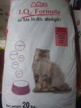 Cat and dog food at discount