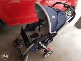 Stroller in almost new condition