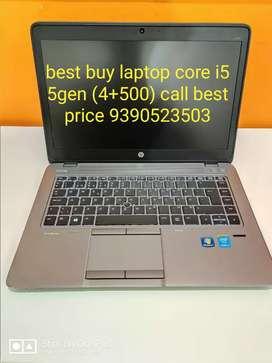 Today office HP 840 g2 i5 5 gen (4+500) fresh stock