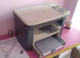 Hp laser 1005 printer